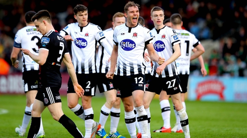 'European nights are often solved in the second half of the second leg...' - impact subs may be key for Dundalk in Riga