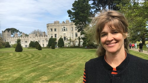 Accomplished landscaper Catherine FitzGerald, daughter of the late Knight of Glin, is hosting the event at Glin Castle today