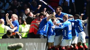 Rangers gave warning of their credentials ahead of next year's Scottish Premiership race