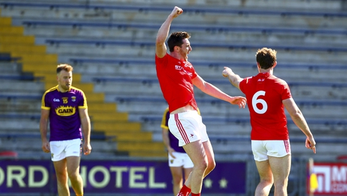 Louth sealed a five-point victory over Wexford