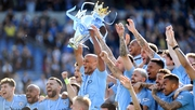 Vincent Kompany will part company with Manchester City this summer