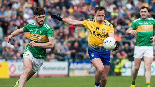 It was a routine win in the end for Roscommon