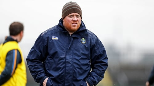 Roscommon manager Ciaran Comerford