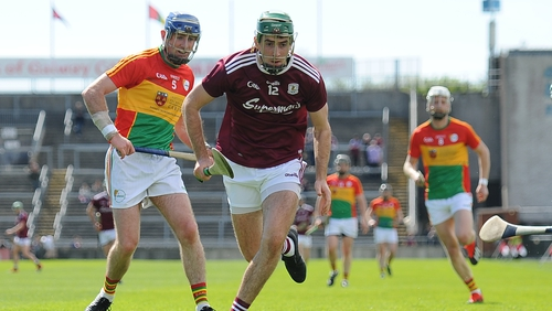 Galway eked out a win over Carlow in unconvincing circumstances