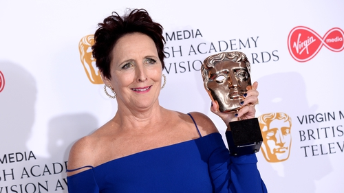 Fiona Shaw won for her role in Killing Eve