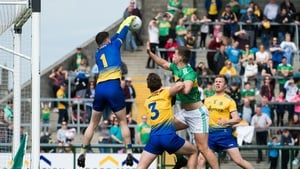 Roscommon ran out comfortable winners against Leitrim