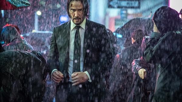 Keanu Reeves is back as John Wick