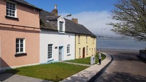 Spike Island - Little Nell's House