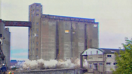 Failed Demolition Of Limerick Mill