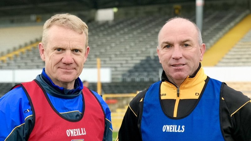 DJ spinning a new tune for Kilkenny footballers