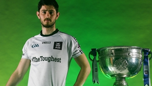 Ryan McHugh pictured at the AIB launch