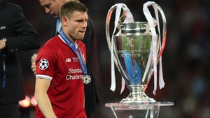 James Milner finished on the losing side in last year's final