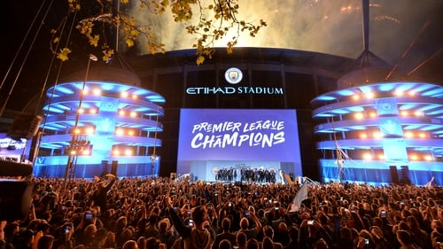 Manchester City have just won their fourth title since being bought by Sheikh Mansour of Abu Dhabi