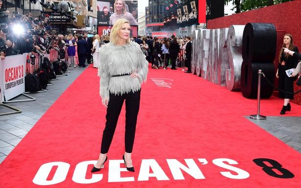 Oceans 8 European Premiere – London