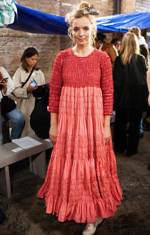 Molly Goddard Catwalk – London Fashion Week September 2018