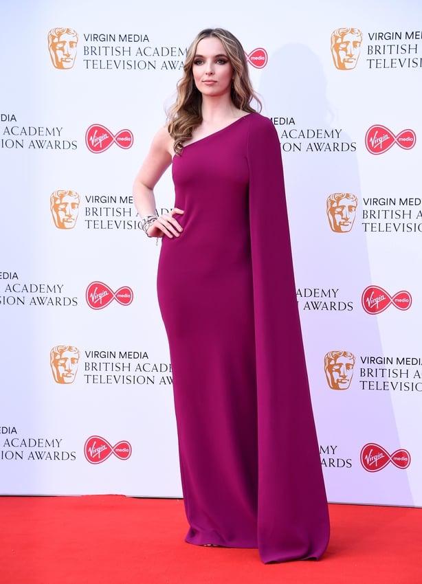 Jodie Comer Virgin Media BAFTA TV Awards 2019 – Arrivals – London