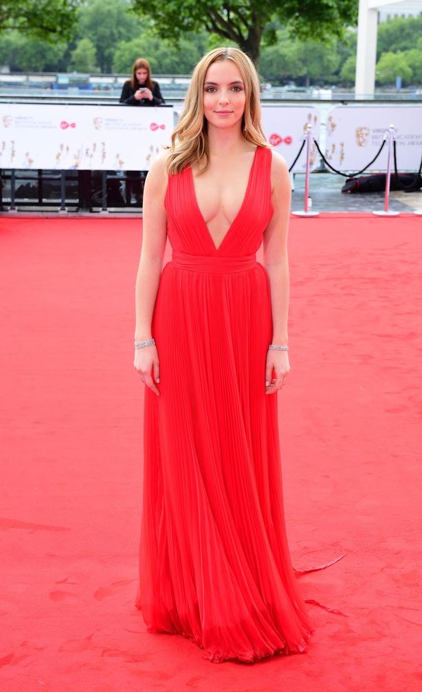 Jodie Comer Virgin TV British Academy Television Awards 2017 – Arrivals – London