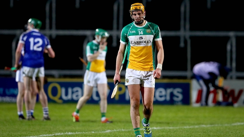 Offaly lost to Laois in League and Championship in 2019