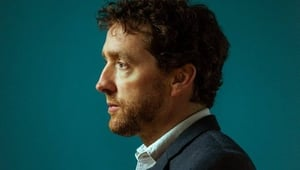 RTÉ Radio 1 Folk Awards - Best Original Folk Track nominee Colm Mac Con Iomaire