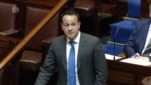 Leo Varadkar said while he welcomed the declaration it did not give the Dáil any more powers, resources or tools to deal with the problem