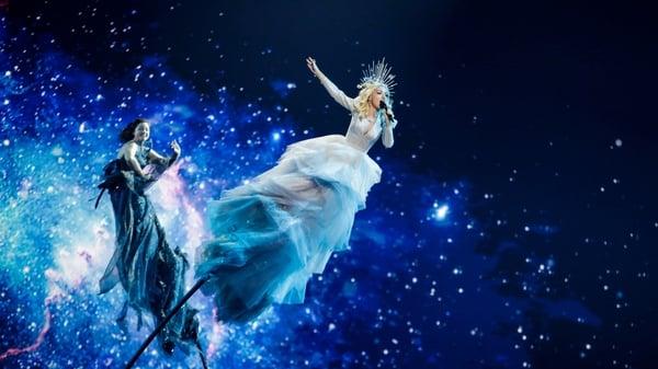 Australia's operatic pop star Kate Miller-Heidke wowed during the first Eurovision semi-final