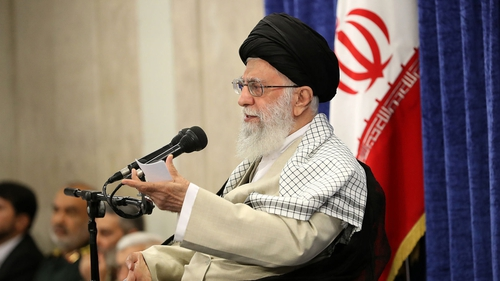 Ayatollah Ali Khamenei reiterated that the Islamic Republic would not negotiate with the United States on another nuclear deal