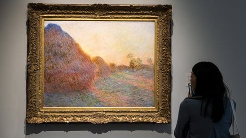 It is the first example of Impressionist art to cross the $100m threshold at auction