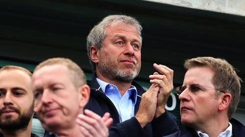 Abramovich's heart is still with Chelsea - Luiz