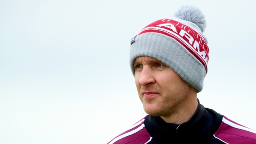 Paddy Tally will cut his cloth to suit against Armagh