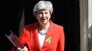 Theresa May says she will bring her Withdrawal Agreement Bill before MPs for its second reading vote in the first week of June