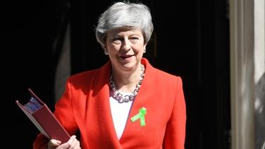 Príomh-Aire na Breataine, Theresa May