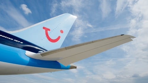 TUI said holidays to destinations such as Spain and Greece departing on or before June 30 had been cancelled
