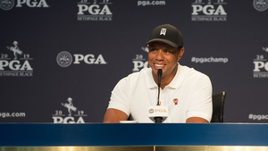 Tiger Woods won the 2002 US Open at Bethpage Black Course