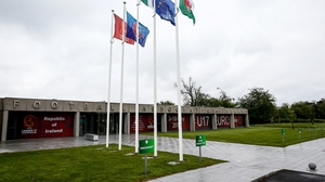 FAI headquarters at Abbotstown