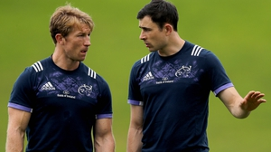 Jerry Flannery and Felix Jones will depart from their coaching roles with Munster at the end of the campaign