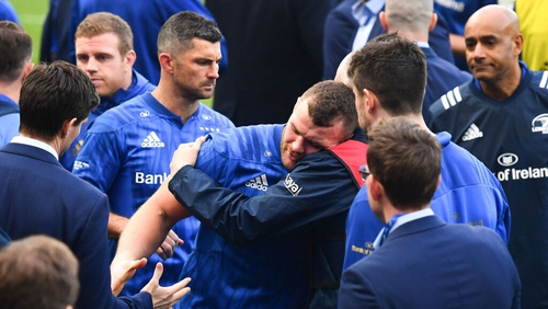 Leinster are looking to bounce back from their Champions Cup final defeat to Saracens