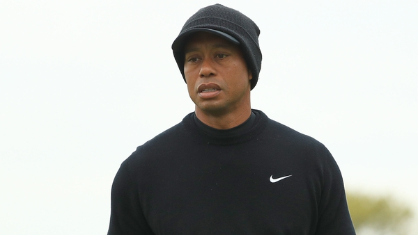 """He's all good, just getting some rest,"" said Tiger Woods' agent Mark Steinberg"