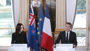 The 'Christchurch Call' summt was spearheaded by Jacinda Ardern and Emmanuel Macron