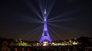 The Eiffel Tower was built for the 1889 World's Fair