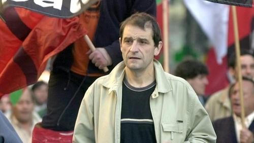 Former ETA leader Josu Ternera arrested after 17 years on the run