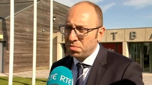 Bjorn Vassallo of FIFA speaking to RTÉ Sport yesterday