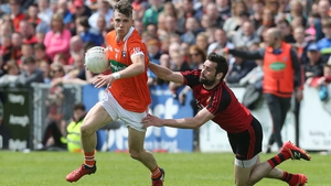 The Down-Armagh rivalry is fierce