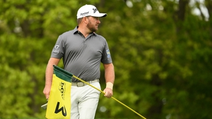 Graeme McDowell carded an opening round 70 at Bethpage
