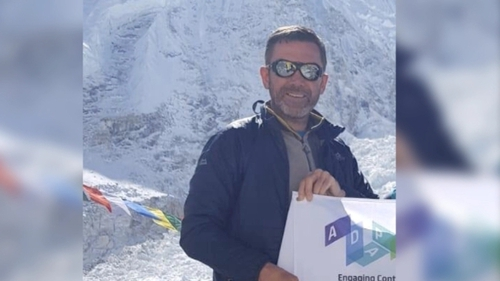 Government to provide assistance in search for missing climber Seamus Lawless