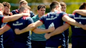 Joey Carbery is expected to be passed fit to face Leinster this weekend