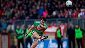 The Mayo captain missed the recent win over New York