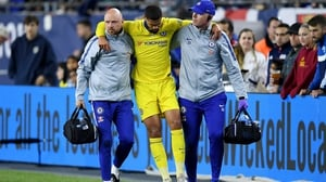 Loftus-Cheek suffered the injury during the 3-0 friendly win over New England Revolution