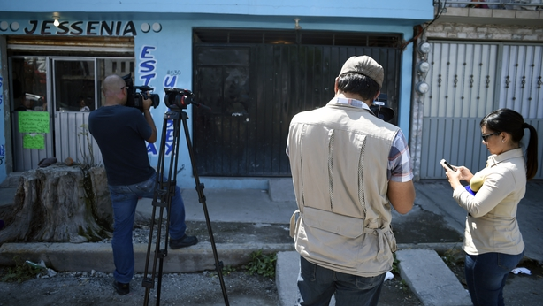 Mexican journalist under government protection plan shot dead