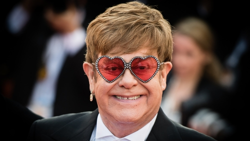 Over the worst: Elton recalls traumatic effects of a serious infection following surgery in his new memoir