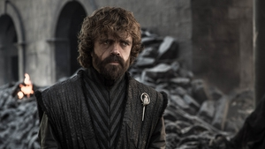 "Game of Thrones (Peter Dinklage, pictured) - HBO boss says reaction to finale ""a testament to how much people were invested and engaged with the show"""